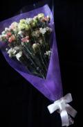 カーネーション,花束,ラッピング